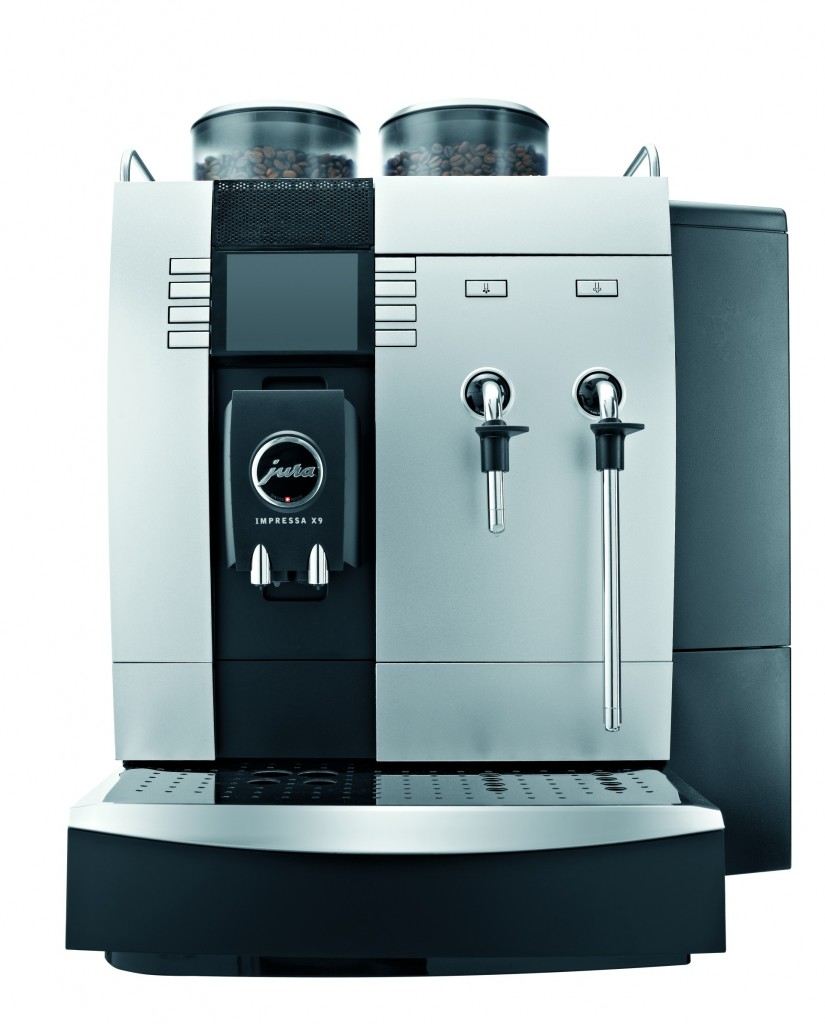 Jura X9 Win Coffee Machine
