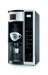 Wittenborg 7100 Bean To Cup Coffee Machine