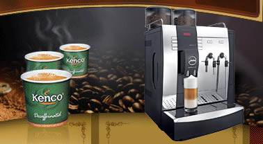 Kenco Coffee Machines