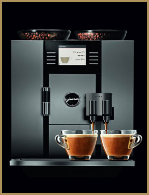 jura coffee makers espresso coffee machines in london uk. Black Bedroom Furniture Sets. Home Design Ideas